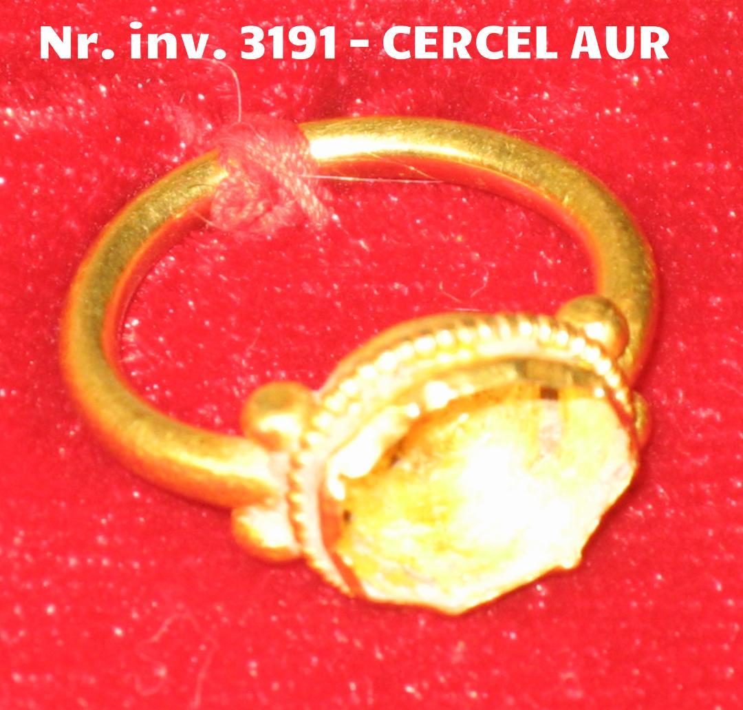 "Cercel - Muzeul de Arheologie ""Callatis"" - MANGALIA"