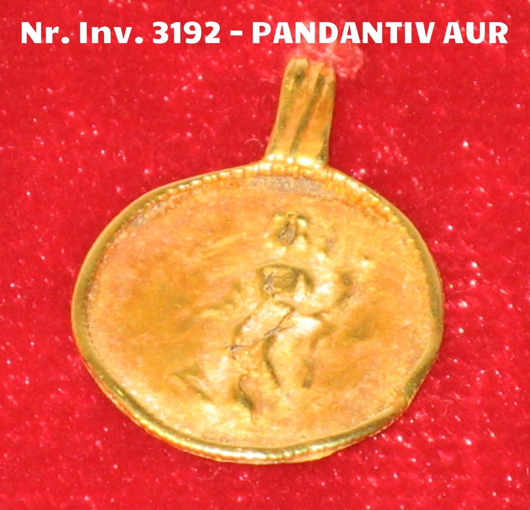 "Pandantiv - Muzeul de Arheologie ""Callatis"" - MANGALIA"